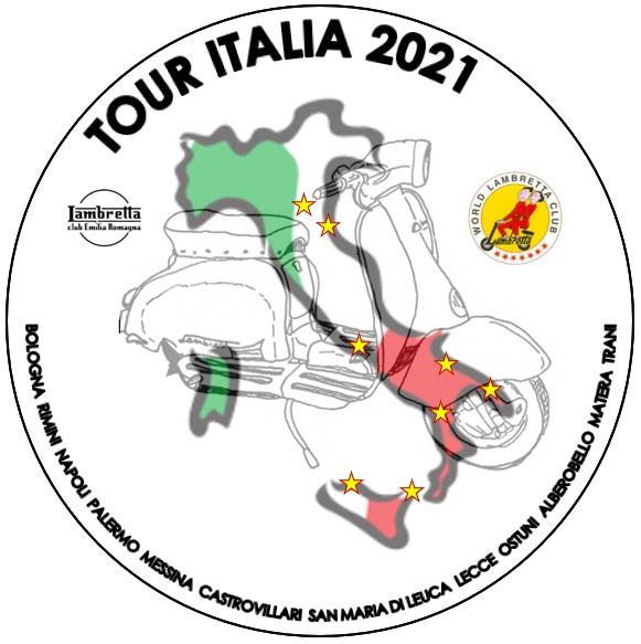 TOUR ITALIA 2021