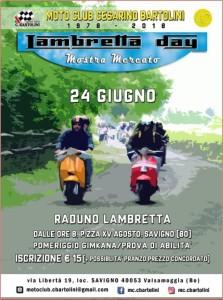 lambretta day